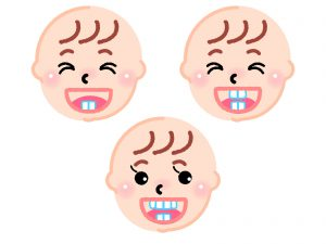 乳歯の虫歯